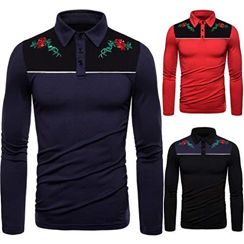 DedSecQAQ Best Gift for Father,kahala Hawaiian Shirts for Men, Hawaiian Shirts for Men Rayon,80s Tank top Men Red