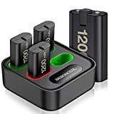 Best Battery Packs - BEBONCOOL Charger for Xbox One Controller Battery Pack Review