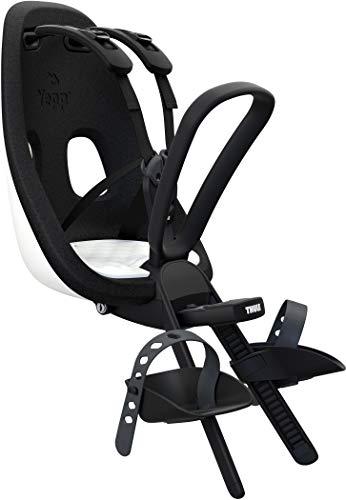 Thule Yepp nexxt Mini Kindersitz vorne, Unisex, weiß, bis 15 kg belastbar