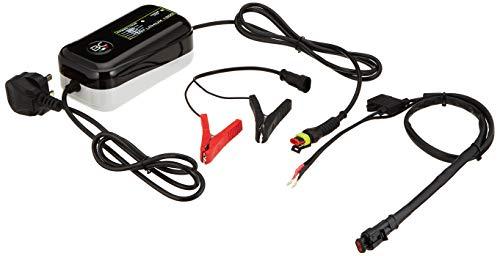 BC Duetto Royaume-Uni - 12 V 1,5 A - Supersafe Chargeur de batterie au plomb - 2 programmes de charge pour huit étapes et piles au lithium