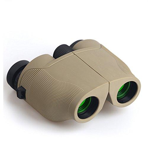 8x25 compacte verrekijkers, licht nachtzicht helder vogel kijken geweldig voor outdoor sport spelletjes en concerten - waterdicht en stofdicht