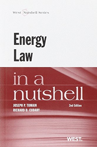 Energy Law in a Nutshell (Nutshells)