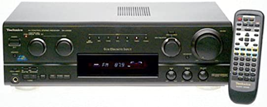 Technics SA-AX530 Surround Receiver (Discontinued by Manufacturer)