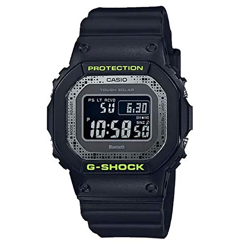 Casio G-Shock By Men's GWB5600DC-1 Digital Watch Black