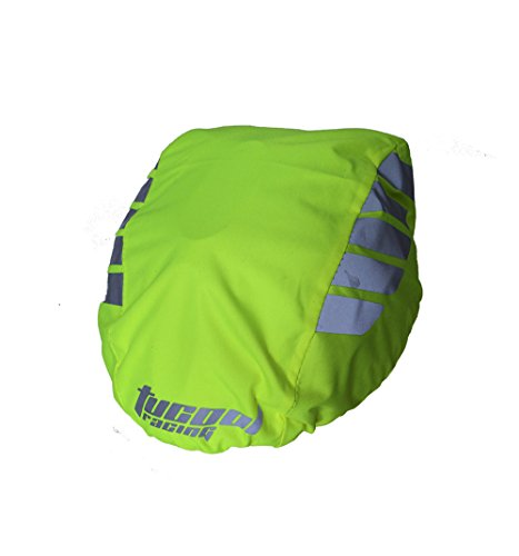 tucool Racing chaqueta Material reflectante de noche Visual funda para casco de...