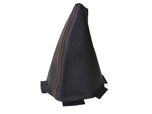 Für Honda Civic Type R EP3Civic Schrägheck EP32001–05SCHALTSACK schwarz Italienisches Leder orange Naht