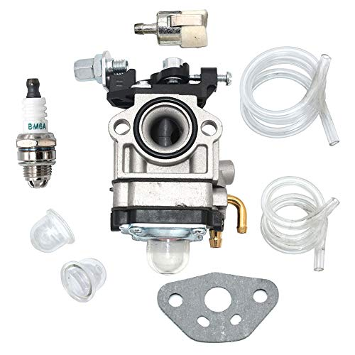 Carburateur pour Husqvarna 125E 125R 125LD 125RD 132L 132LD 132RD 132R