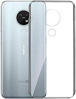 كوفر شفاف سيليكون من ارمور لموبايل Nokia 6.2