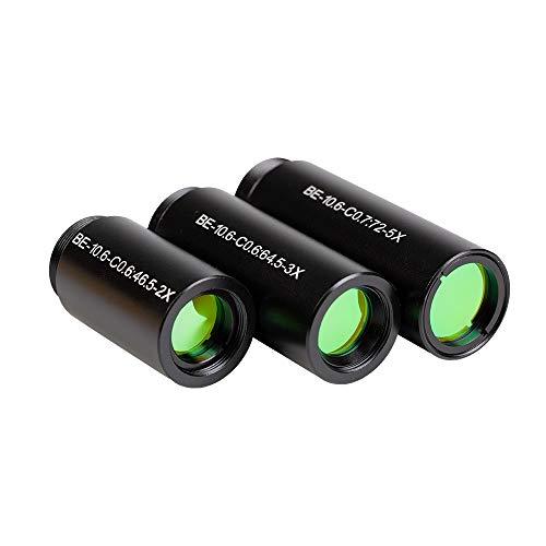 Cloudray CO2 Laser 10600 nm Laser Beam Expander 2X 2,5 x 3 x 4 x 5 x 6 x 8 x Galvanometer Laser Markierung Linsen Optik Strahlen Expand 10.6μm-2X