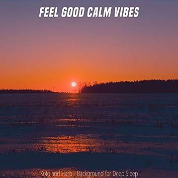 Koto and Harp - Background for Deep Sleep