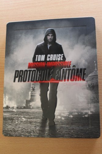 Mission: Impossible - Ghost Protocol - Exklusives Steelbook (+ DVD + Digital Copy) [Blu-ray]