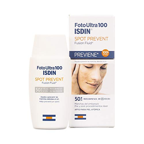 ISDIN Foto Ultra 100 Spot Prevent Fotoprotector Facial