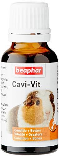 Beaphar Cavi-Vit - Vitamine C per Porcellino d'India