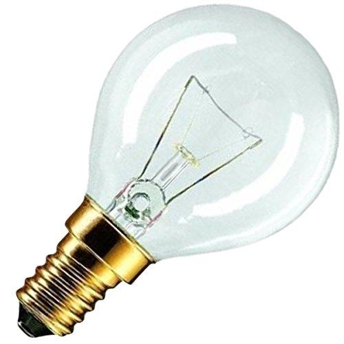 Philips - Bombilla forno 40 W lampadina SES E14 Tapón de tornillo pequeño 762 cm ° fornello Se adapta a AEG / Bosch / Siemens / Neff / Hotpoint