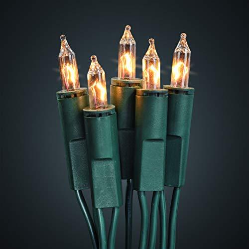 Hellum Mini Lichterkette für Innenbeleuchtung 10er Farbe: Grün
