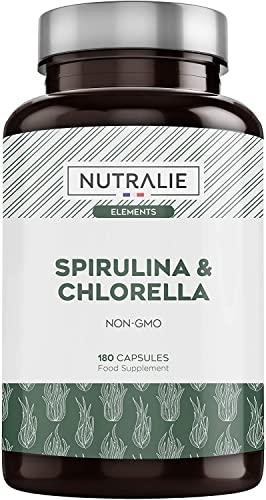 Nutralie -  Spirulina &