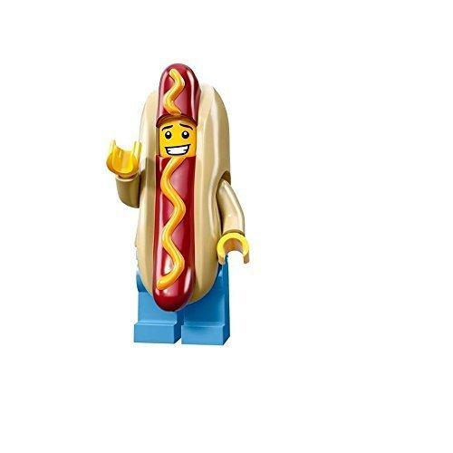 Lego Series 13 Minifigure - Hotdog Man - #14 CMF 71008