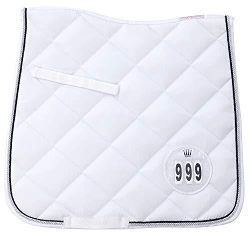 SPOOKS Dressage Pad Competition (Farbe: white; Größe: dressage)