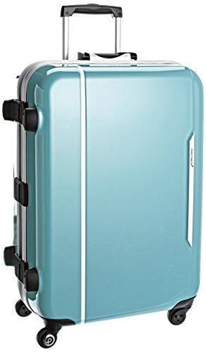 [プロテカ] Proteca 日本製スーツケース レクト 67L 3年保証付き 00541 12 (スカイブルー)