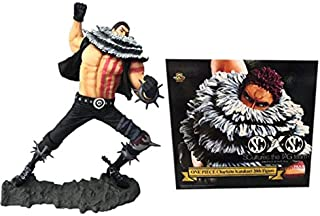 Charlotte Katakuri Vs Luffy Punching Fighter Ver. PVC Action Op 4 King 3D2Y Collection Figure Model Toy 24Cm Teen Must Haves BFF Gifts Girl S Favourite Superhero Coloring UNbox Yourself