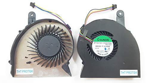 Kompatibel für HP ProBook 4340S, 4341S Lüfter Kühler Fan Cooler, EF7500V1-C040-S9A