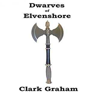 Dwarves of Elvenshore audiobook cover art