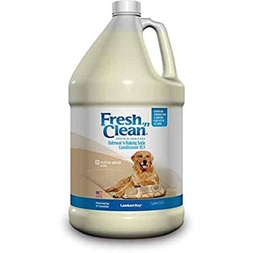 Lambert Kay Fresh 'N Clean Oatmeal 'N Baking Soda Dog Conditioner, 1-Gallon