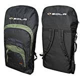 Sola 360 Bodyboard Bag, Triple Capacity Black