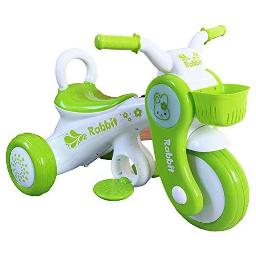 WWSC scherzt Motorrad-Dreiradfahrt auf dem Motorrad-Spielzeug-3 Rad-Elektroauto-Fahrrad 6V4.5A, verwendbar für 1-5...