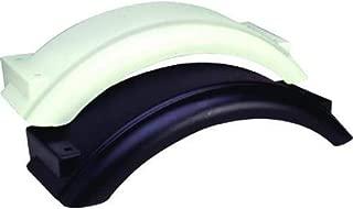 Plastic Trailer Fender Color: Black