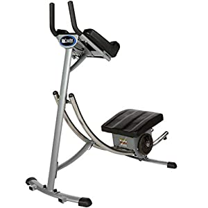 Ab Coaster PS500 – Original Ab Coaster, Ultimate Core Workout, 6 Pack Exercise Machine For Home