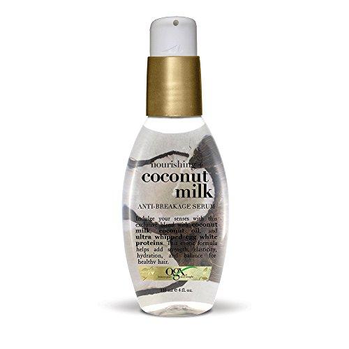 OGX Coconut Milk Anti-Breakage Serum, 118 ml (91008)