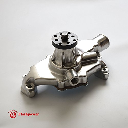 Short Water Pump for Chevy Small Block 283 327 350
