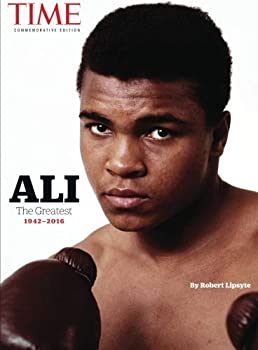 Single Issue Magazine TIME Muhammad Ali: The Greatest, 1942-2016 Book
