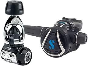 Scubapro MK11/C370 Dive Regulator System, INT, Black
