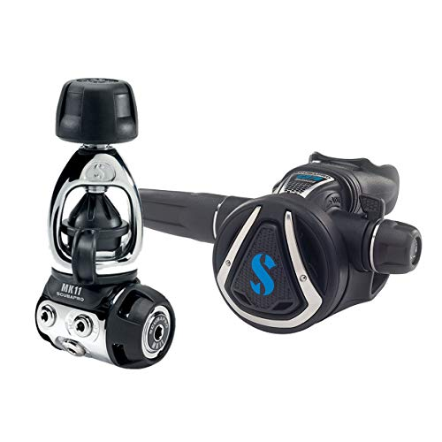 Scubapro MK11/C370 Dive Regulator System, INT, Black