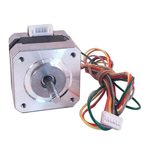 LHQ-HQ 1 PC Nuovo Nema 17 17 Stepper Motor 36 Once-in / 2600g / cm Stampante 3D for RepRap Prusa Medel 12 V 17 Motore VE448 T50