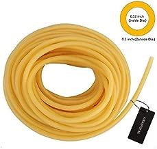 Best large diameter latex tubing Reviews
