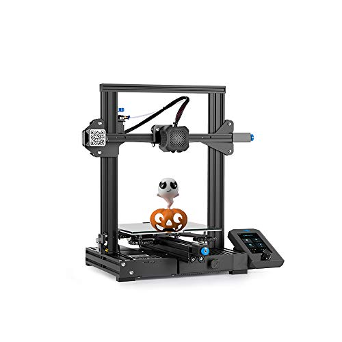 Creality Ender 3 V2 3D Printer by MKK FDM with 200g Test Filament,Upgrade Ender3/pro with Silent...
