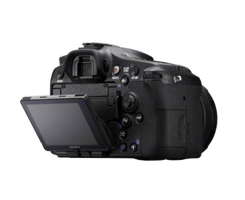 Sony Alpha SLT-A77 Translucent Mirror Digital SLR Camera - Body only (OLD MODEL)