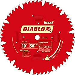 Diablo D1050X Combination Saw Blade Review | Best Radial Arm Saw