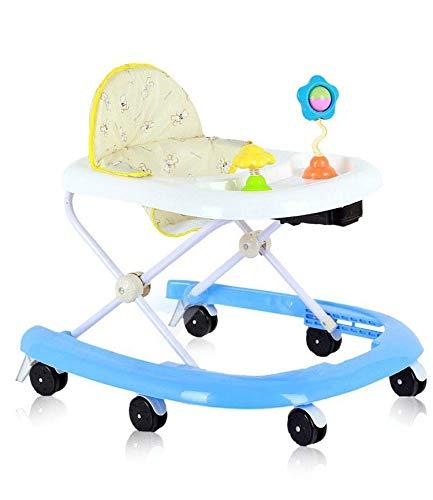 """Baby Lauflernhilfe""""Kids"""", 4 einstellbare Höhenstufen, ab 6 Monaten, Gehhilfe, Kinder, mit Spielzeug, leicht zu reinigen"""