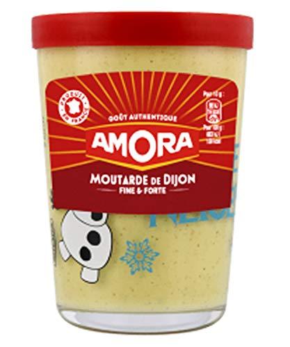 Amora Moutarde de Dijon 195 g