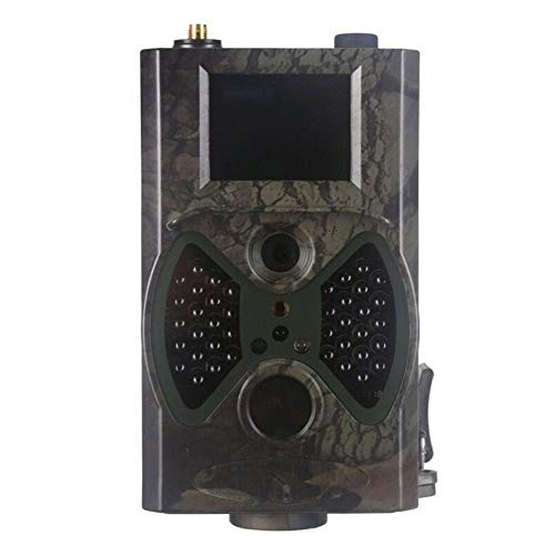 WANGMEILING Jagdkamera wildkamera HC300M Jagd-Kamera Trail GSM MMS 12MP 1080P Foto Fallen Nachtsicht Wildlife Kamera