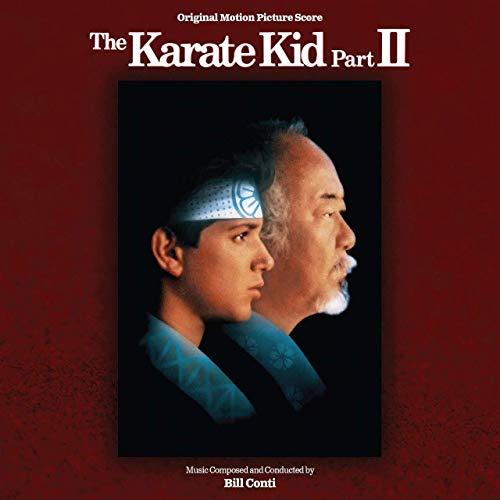 The Karate Kid Part II (Original Motion Picture Score)