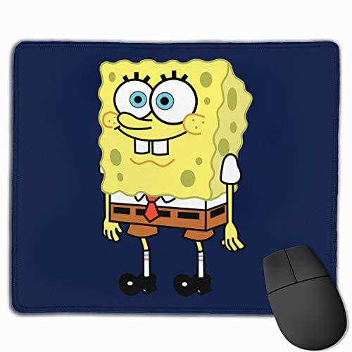 Wokeyia Customized Mousepad Funny Spongebob_ Mouse Pad Pro Gaming Laptop & PC Mousepad for Internet Cafe