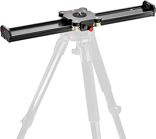 ManfrottoMVS060Aカメラスライダー60cm(ブラック)