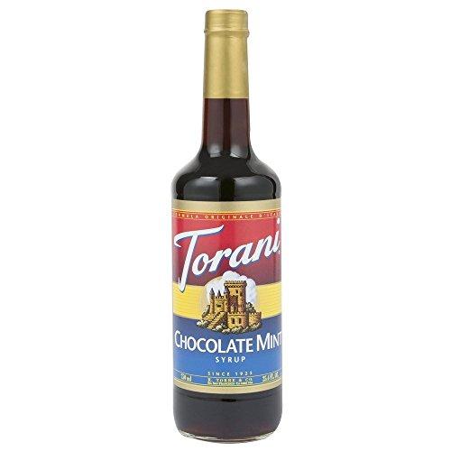Torani Chocolate Mint Syrup 750mL