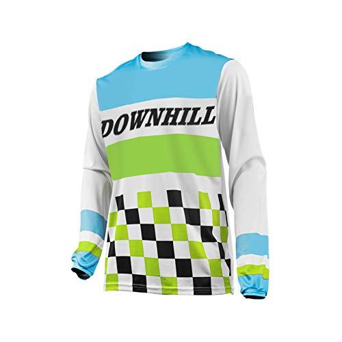 Sports Wear Uglyfrog Ropa MTB Hombre Maillot Invierno Ciclismo Hombre Downhill Jersey Manga Larga Maillots Ciclismo Caballero Cómodo Camisetas Equipamiento Deportivo HSJFSZR23