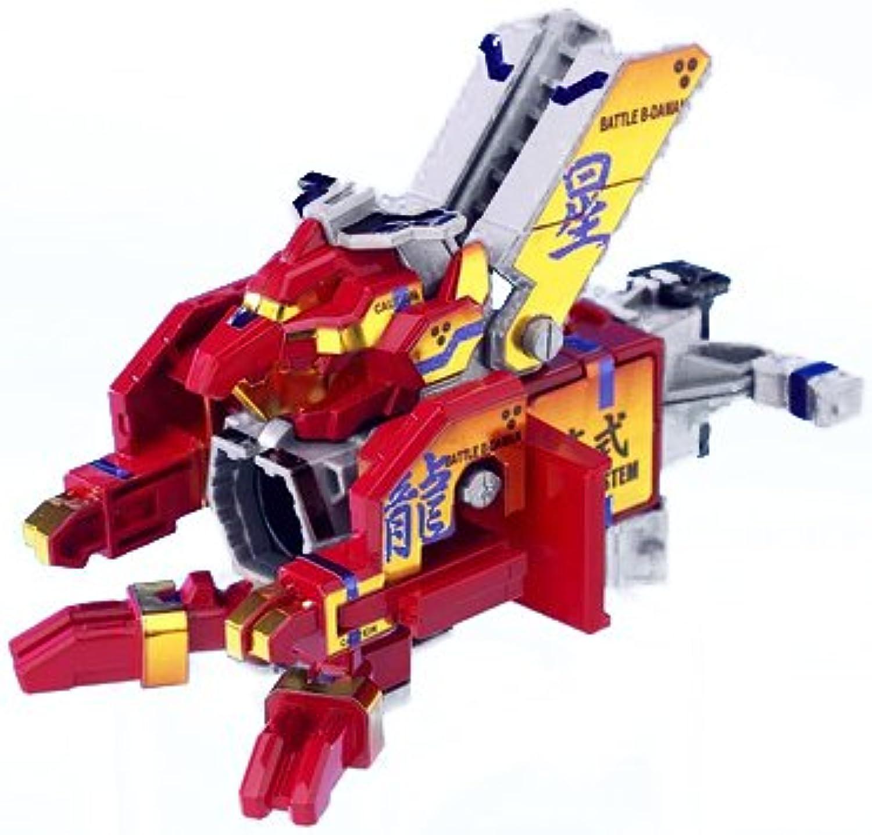 Battle BDaman meteor Dragon 117